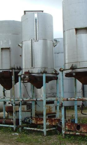 5,000 Litre, Mild Steel, Other Base Tank