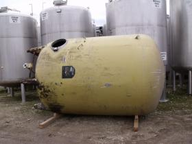 11,000 Litre, Mild Steel, Vertical Base Tank