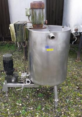 243 Litre, Other, Vertical Base Tank